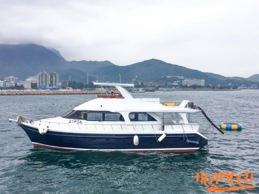 RW系列西式遊艇