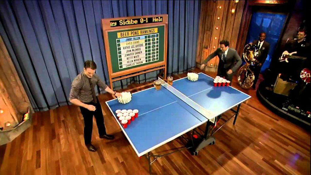 船河 beer pong