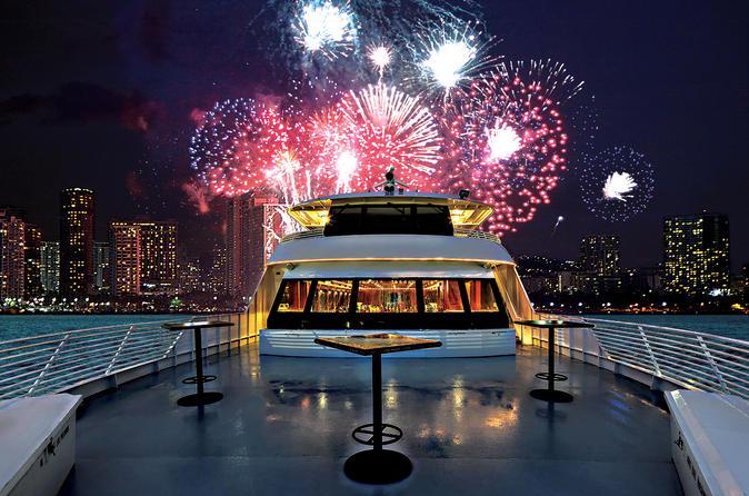 香港 煙花 船河 遊記 好去處