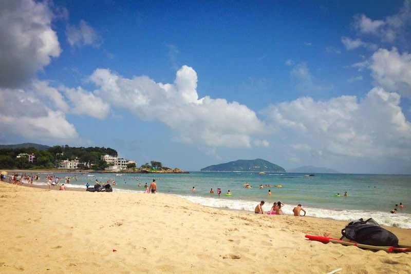 海灘 推介