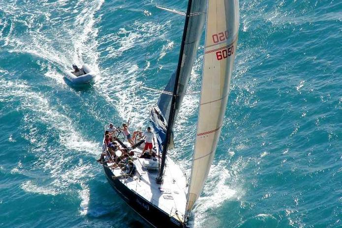 帆船 雙體船