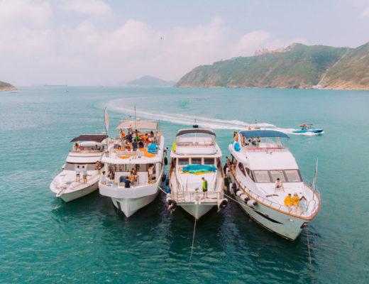 Yachting In Hong Kong 2020