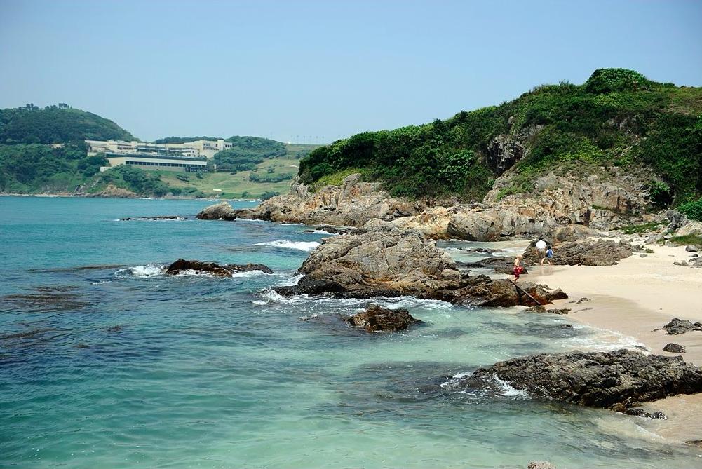 Nam Tong Island