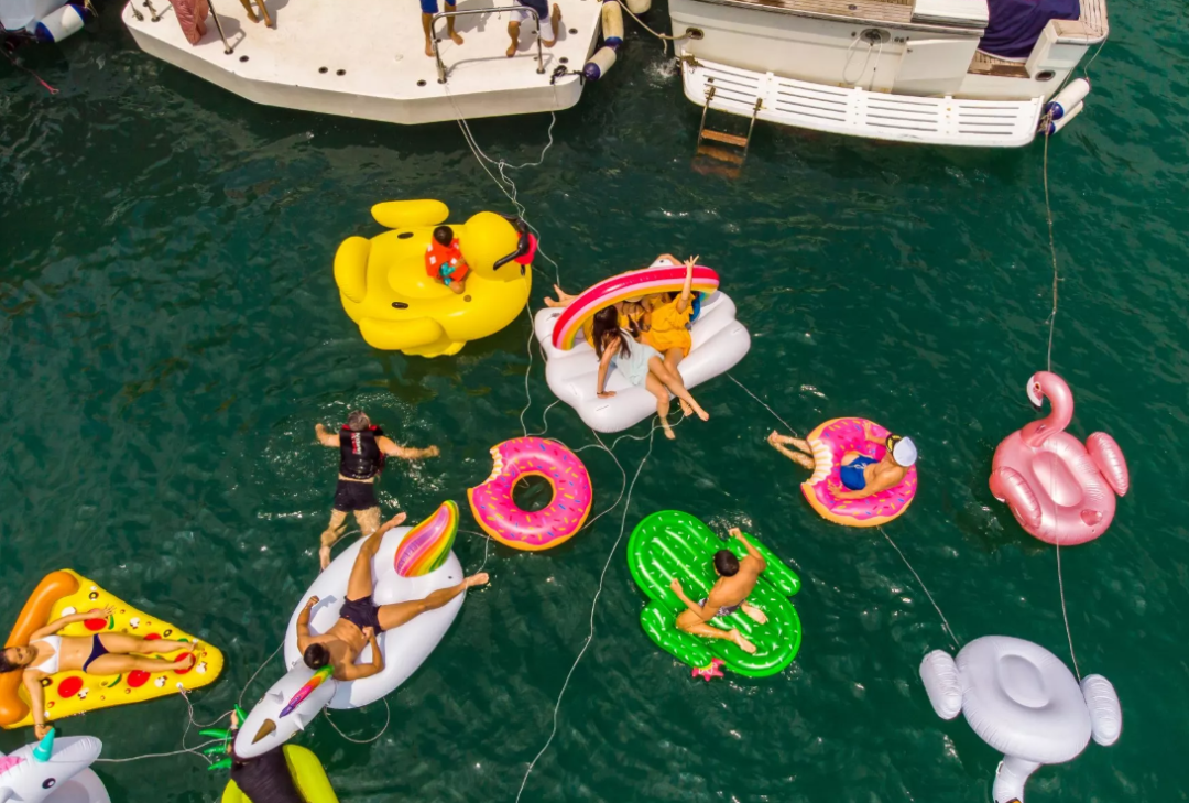 Junk Boat Party Packages Galore!